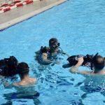 Škola ronjenja na Zatvorenom bazenu u Pirotu