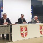 Tošiću priznanje za unapređenje i razvoj dečjeg fudbala