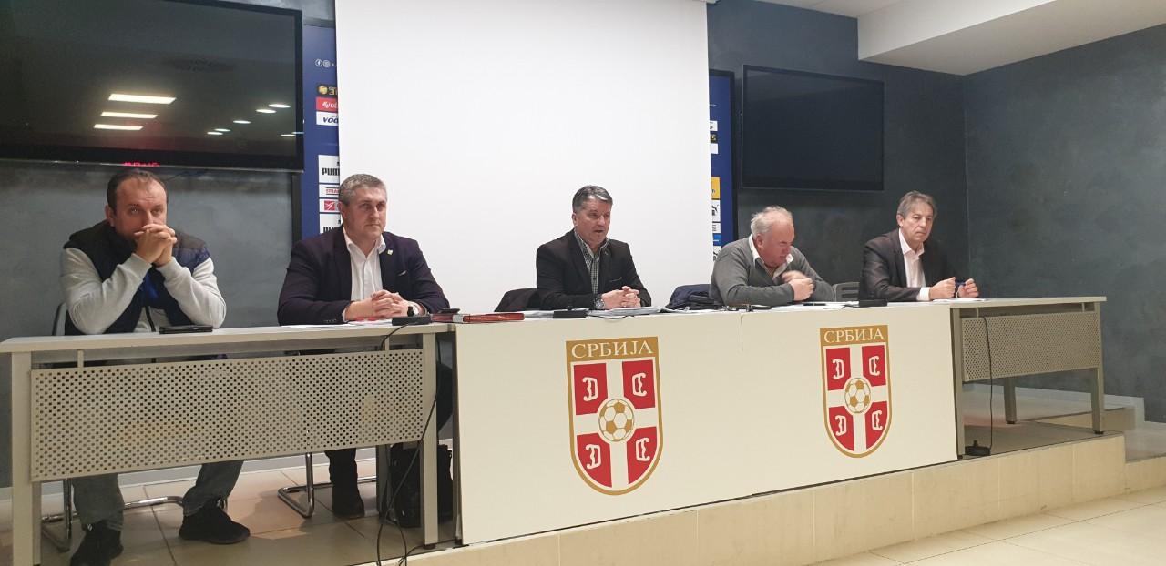 Photo of Tošiću priznanje za unapređenje i razvoj dečjeg fudbala