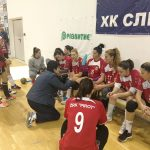 Rukometašice igrale prijateljsku utakmicu sa tradicionalnim rivalom - ekipom Niki sport iz Slivnice