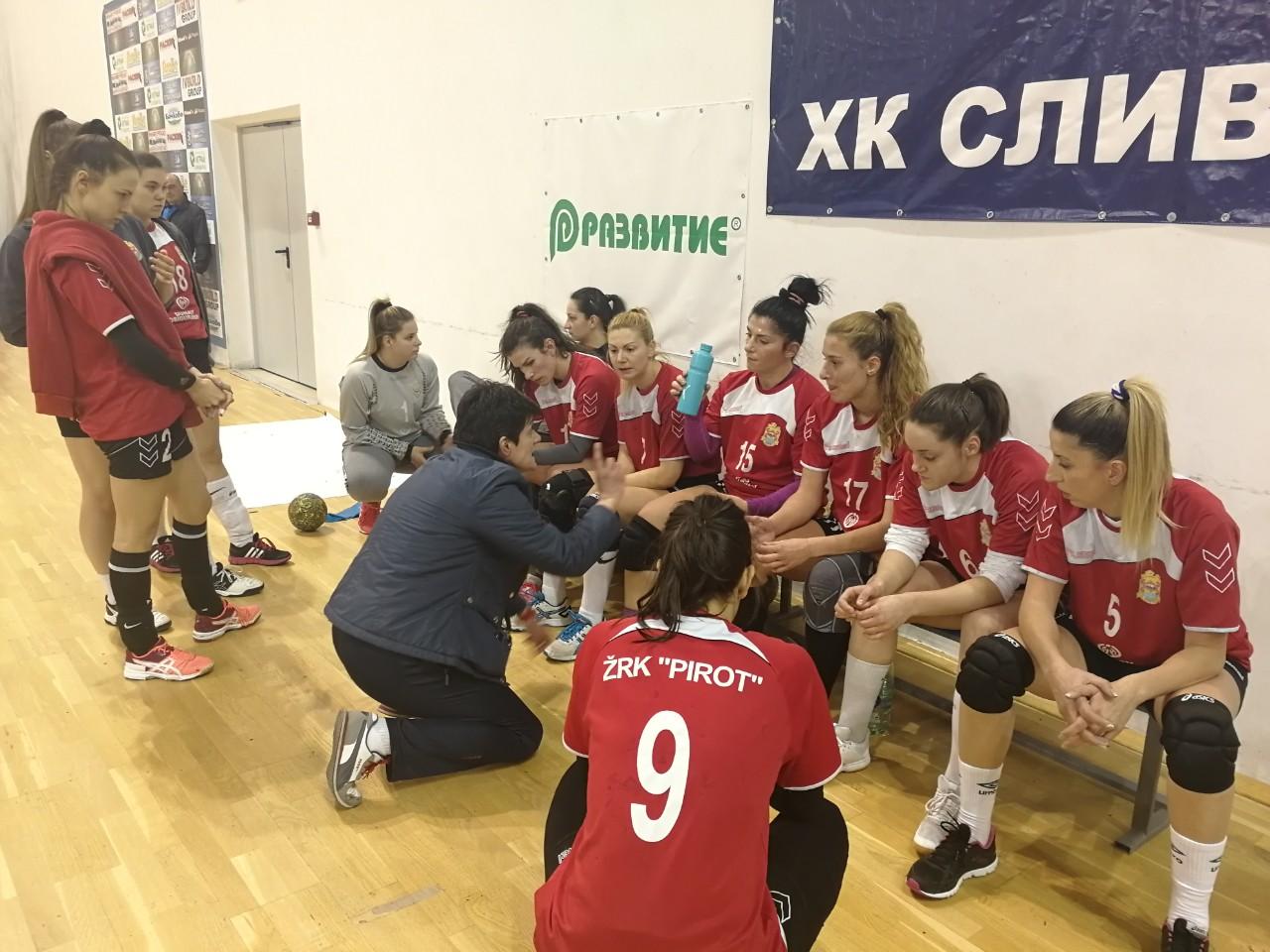Photo of Rukometašice igrale prijateljsku utakmicu sa tradicionalnim rivalom – ekipom Niki sport iz Slivnice