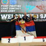 Četiri medalje za pirotske kik-boksere