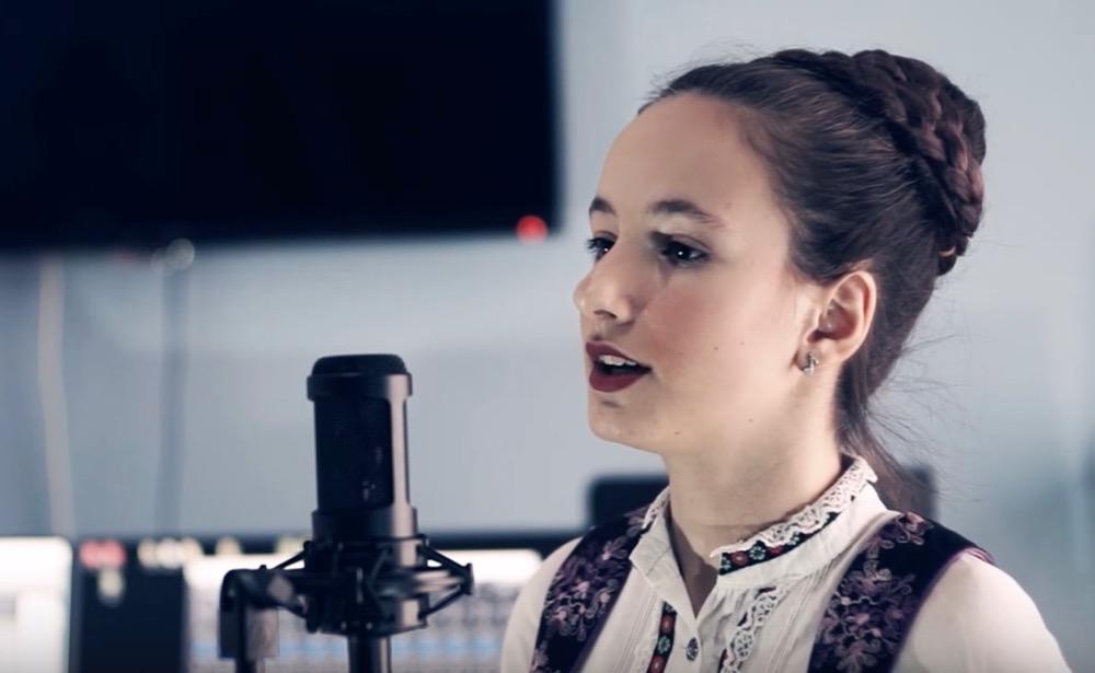 Photo of Anđeoski glas mlade Lužničanke Anđele Stanimirović – pogledajte VIDEO