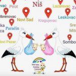 """""""Roda"""" - škola za trudnice: Besplatni seminari za trudnice i mame i u Pirotu"""
