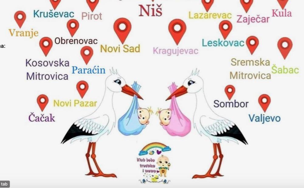 """Photo of """"Roda"""" – škola za trudnice: Besplatni seminari za trudnice i mame i u Pirotu"""