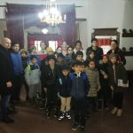 Mališani migranti iz Avganistana, Iraka, Irana posetili Muzej Ponišavlja