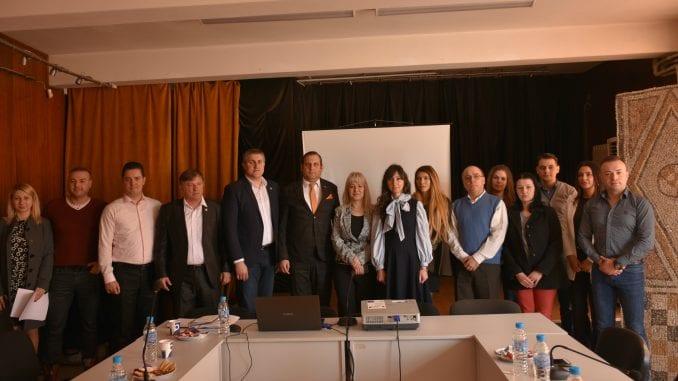 """Photo of Pirot:Delegacija grada na skupu """"Evroregion"""" Nišava"""
