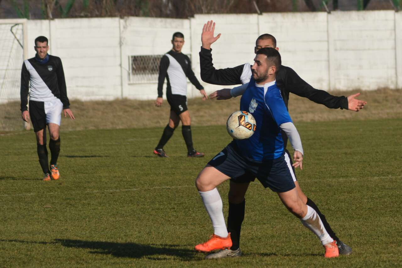 Photo of Beli uspešni u premijernoj pripremnoj utakmici, savladana ekipa Sinđelića