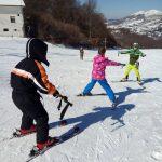 Raj za skijanje i uživanje na snegu na Planinarskom domu na Staroj planini