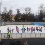 Božićna škola krenula punom parom, prepuni sportski tereni, hala Kej, klizalište, skijalište