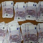Krijumčarili 100.000 evra