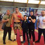 Saša Nikolić prvak države u kik-boksu
