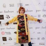 Ćilim-kaput, napravljen od ćilima starog preko sto godina senzacija ParisFashion-a, prestižnog modnog dogadjaja