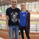 Atletičari počeli sa takmičenjima. Ana Mateović - nova nada pirotske atletike učestvovala na Prvenstvu Srbije