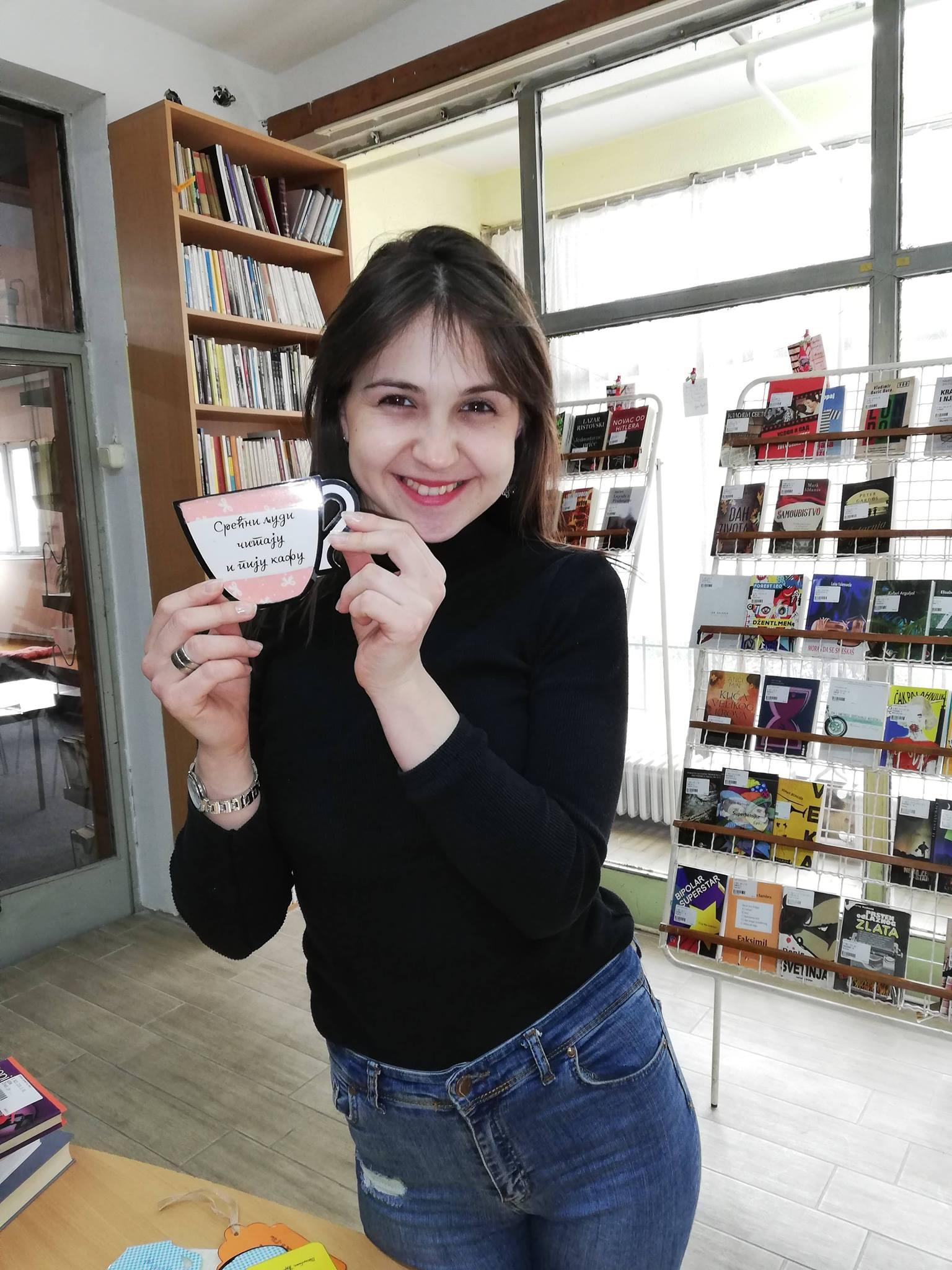 Photo of Svetski dan poezije u Narodnoj biblioteci Pirot
