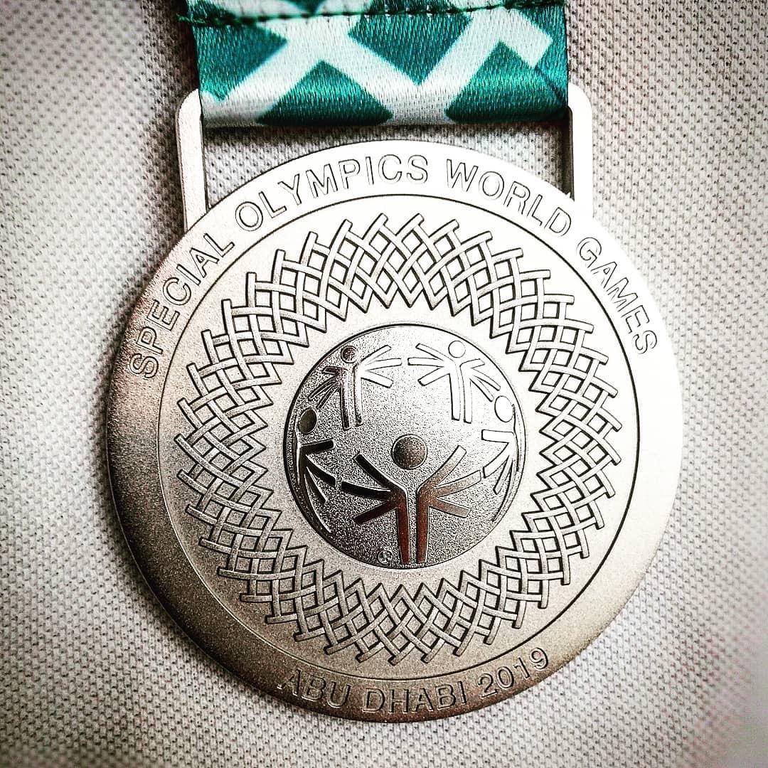 Photo of Olimpijsko srebro za pirotske košarkaše na Specijalnoj olimpijadi u Abu Dabiju