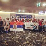 """Pirotski košarkaši iz SK """"Mladost"""" na Specijalnoj olimpijadi u Abu Dabiju"""