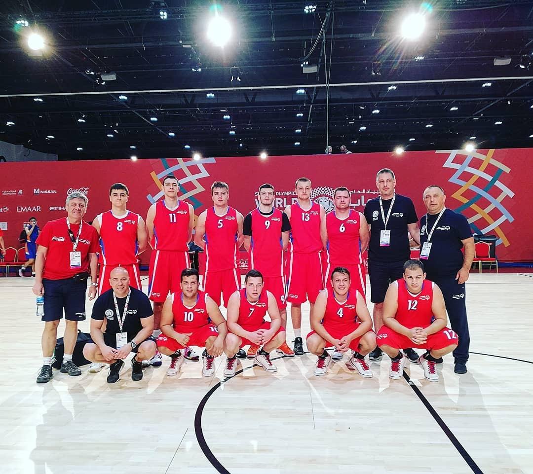 Photo of Specijalna olimpijada: Pirotski košarkaši koji igraju za Srbiju poraženi u finalu od Belgije
