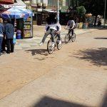 Apel roditelja Pirota:Bahati biciklisti ugrožavaju mališane na trgovima