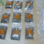 Gradina: Zaplenjeno seme marihuane