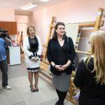 Bogata diplomatska aktivnost: Ambasadorka Kanade promovisaće i pirotski ćilim