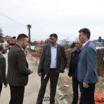 Građevinska sezona se zahuktava - obimni radovi u Radin Dolu, sanira se klizište, radi ulica Ruzmarina, renovira igralište...