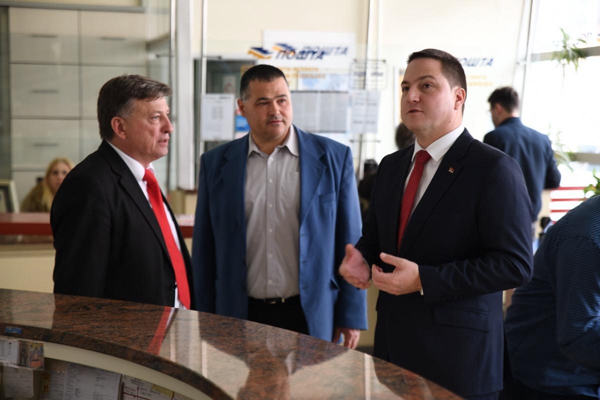 Photo of Ministar Ružić: Grad Pirot se vodi odgovorno i domaćinski