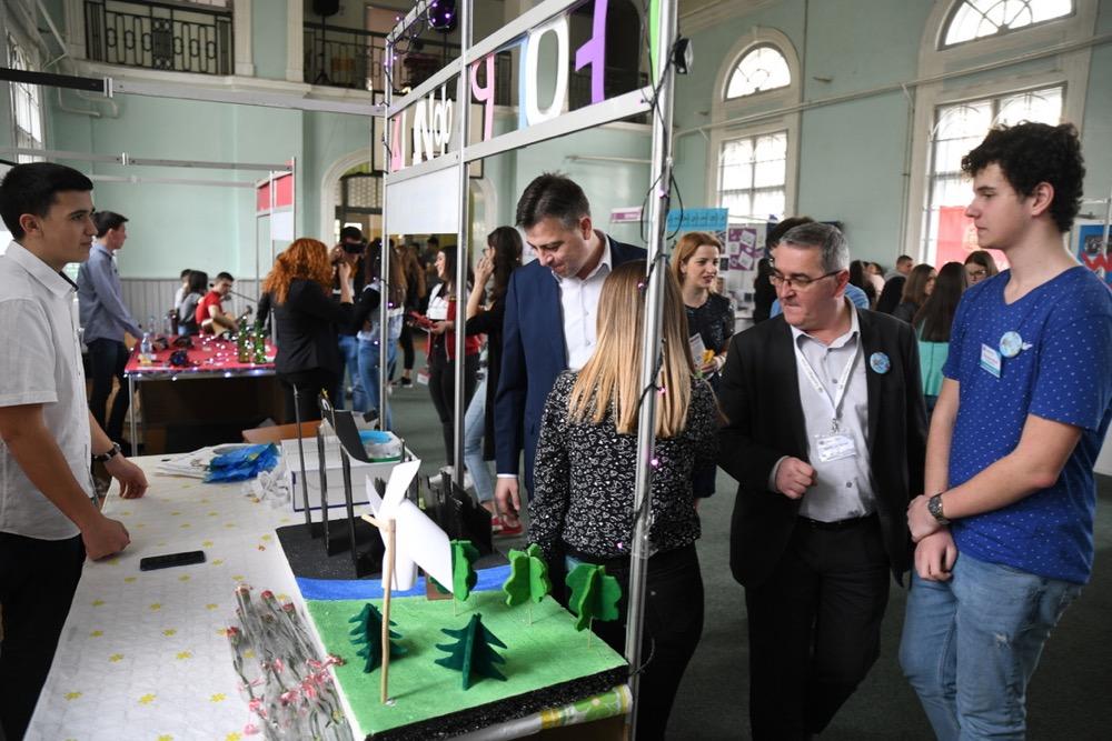 Photo of Vasić: U rekonstrukciju pirotske Gimnazije biće uloženo preko dva miliona evra. Pirot će dobiti jednu od najmodernijih škola u zemlji