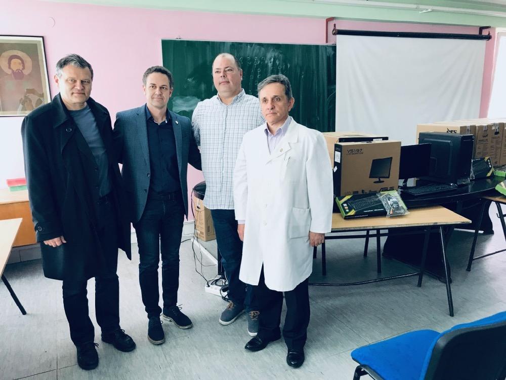 """Photo of Mlekarskoj školi danas je uručeno priznanje – """"Škola od značaja na polju preduzetništva"""""""