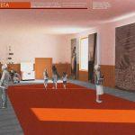 Studenti – buduće arhitekte uređuju Dom kulture u Dojkincima