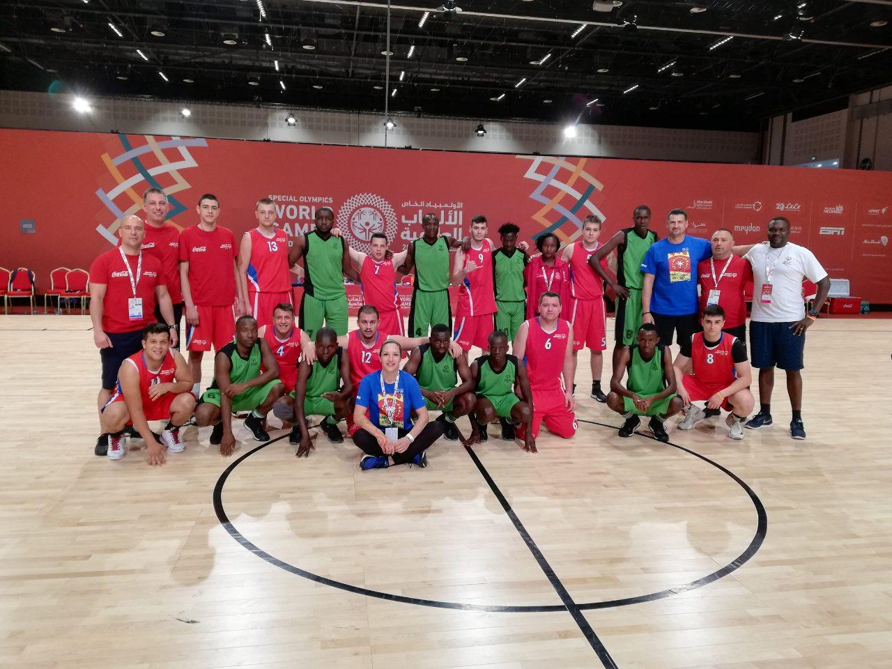 Photo of Specijalna olimpijada: Sportisti Srbije izborili polufinale u inkluzivnoj košarci. Pala i Kenija 19:15
