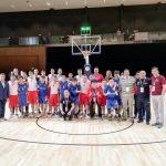 Spektakl na otvaranju Specijalne olimpijade na kojoj učestvuju i pirotski košarkaši. Srbija savladala Singapur u premijernom meču