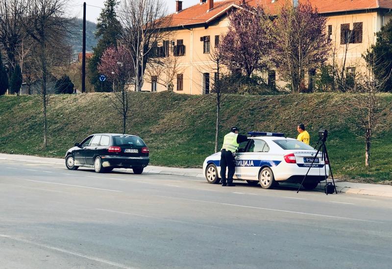 Photo of Pojačane kontrole saobraćajne policije