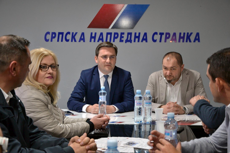 Photo of Nikola Selaković posetio Pirot