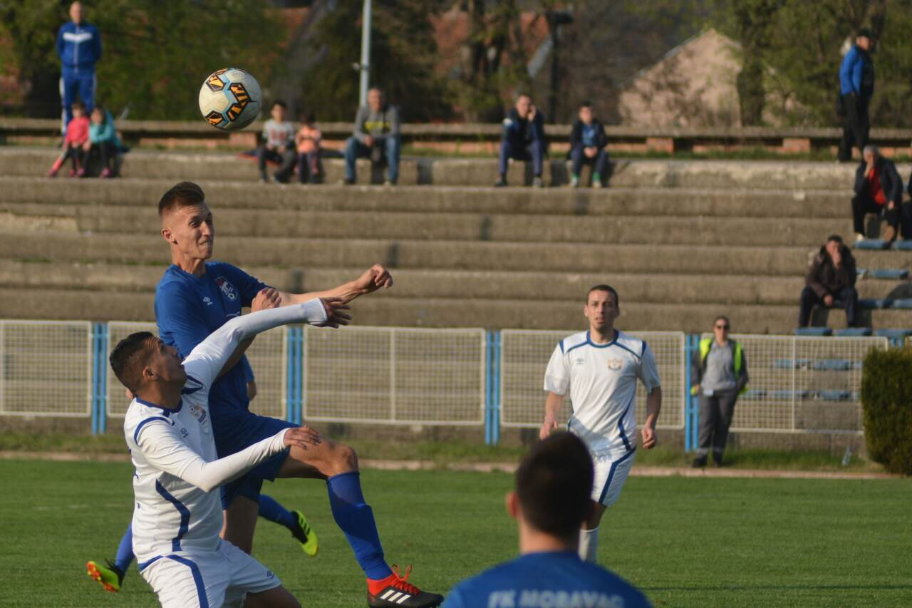 Photo of Beli slavili na domaćem terenu protiv Moravca 1:0