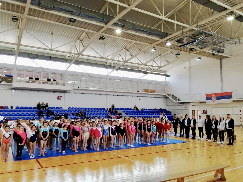 Photo of Pirotski gimnastičari krenuli sa takmičenjima
