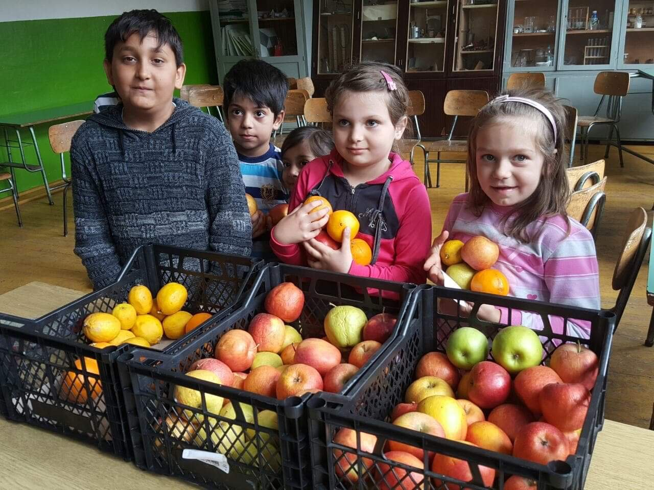 Photo of Mališanima ukazali na značaj pravilne ishrane