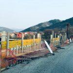 Radin do: Radovi na potpornom zidu i zameni mreže
