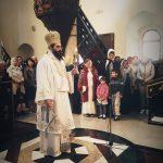 Vladika niški Arsenije služio liturgiju na Vaskršnji utorak u Tijabarskoj crkvi
