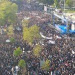 Jovanović: Preko 4000 ljudi iz Pirotskog okruga na mitingu podrške Aleksandru Vučiću u Beogradu