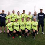 Ženski fudbalski klub Jedinstvo nastavlja trku za Prvu ligu