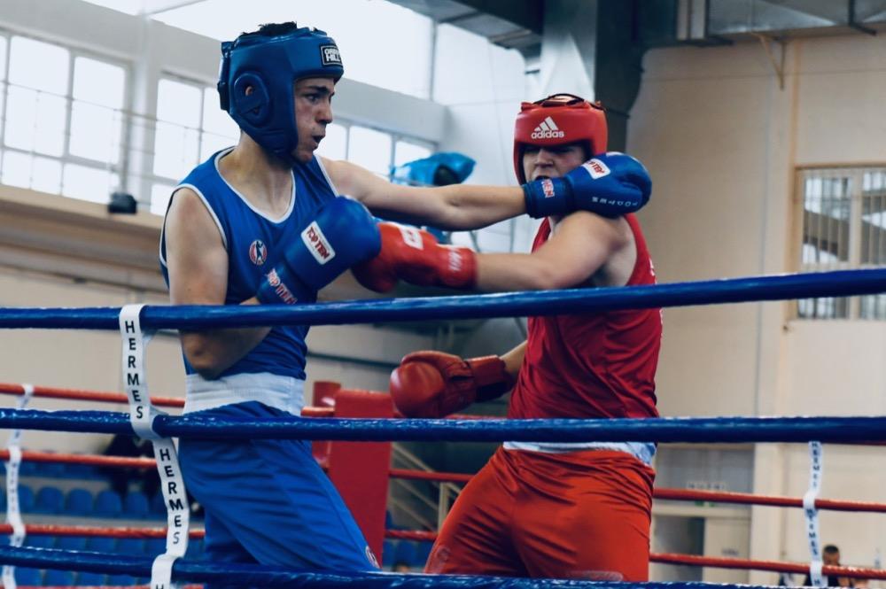 Photo of Saša Nikolić večeras na Državnom prvenstvu boksuje za medalju