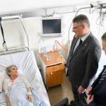 Vlada Češke preko donacije vredne 400.000 evra značajno poboljšala uslove u Opštoj bolnici Pirot