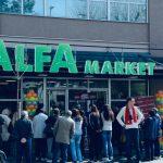 Otvoren treći po redu Alfa market preko puta Gimnazije. Više od 5.000 artikala na jednom mestu, brojne akcije i pogodnosti za kupce