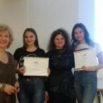 Treća nagrada na konkursu povodom meseca frankofonije