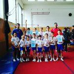 Medalje za gimnastičare