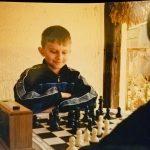 Nekadašnji šahovski vunderkind Petar Krstić, i sada izuzetno uspešan šahista, vratio se u rodni grad
