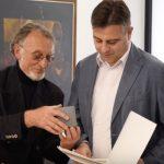 Udruženje za negovanje tradicije: Priznanja gradonačelniku Vasiću i predsedniku UOPK dr Draganu Kostiću