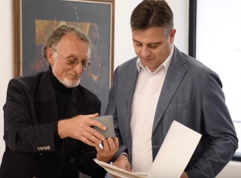 Photo of Udruženje za negovanje tradicije: Priznanja gradonačelniku Vasiću i predsedniku UOPK dr Draganu Kostiću