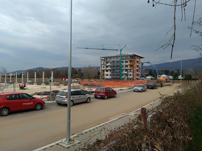"""Photo of Nekadašnja njiva kraj """"Piroteksa"""", najveće gradilište u Pirotu"""